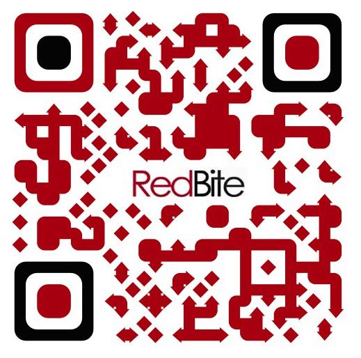 RedBite QR Code